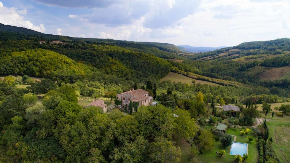 Tuscany Real Estate Val D'Orcia